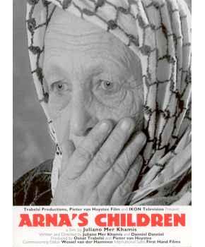 Los niños de Arna (Documental, Palestina)
