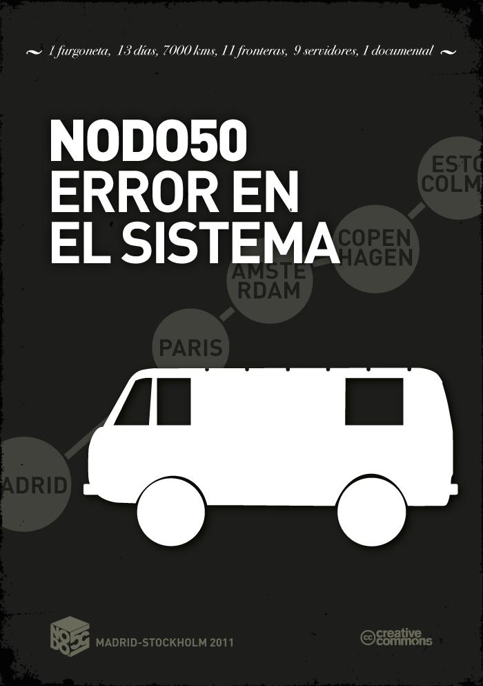 Nodo50. Error en el sistema