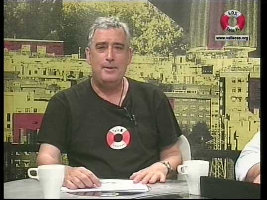 El ex director de TeleVallekas, responsable del atentado cultural en la Cabalgata de Reyes de Vallecas, Madrid