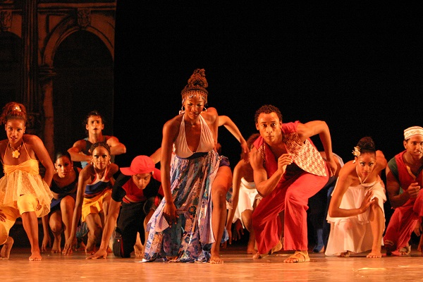 Conjunto Folclorico Nacional Cuba