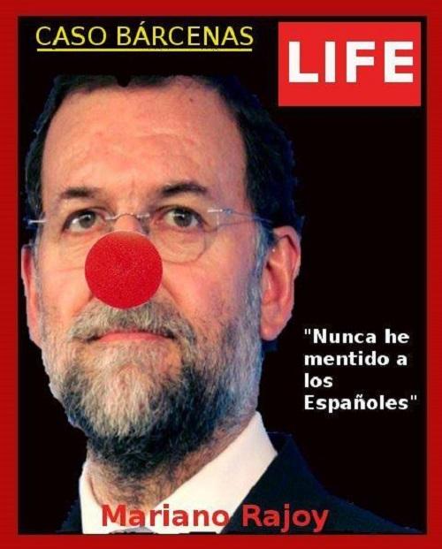 Nunca he mentido a los españoles