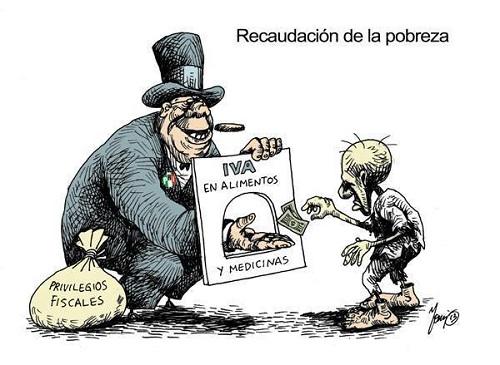 Recaudación de la pobreza