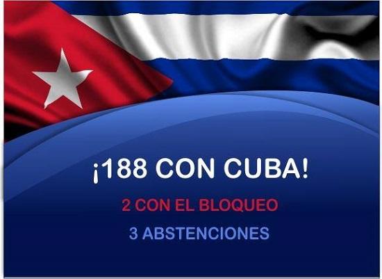 188 con Cuba