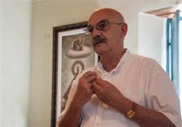 Antonio Moltó. Presidente de la Unión de Periodistas de Cuba