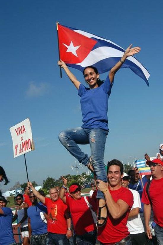 CUBA-CIEGO DE ÁVILA-DIA INTERNACIONAL DE LOS TRABAJADORES
