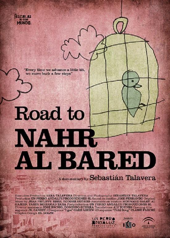 Camino a Nahr Al Bared