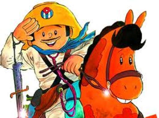 Elpidio Valdés ha sido una delicia espiritual para nuestros niños y yo lo disfruto con fruición. Son animados, seriamente argumentados desde el punto de vista histórico, pero dirigidos a crear valores en pequeños y adolescentes.