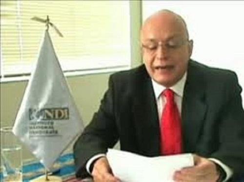 """Nunez Bertoldo. El """"experto"""" del NDI."""