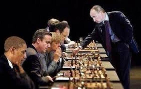Resultado de imagen para imagenes de ajedrez geopolitico