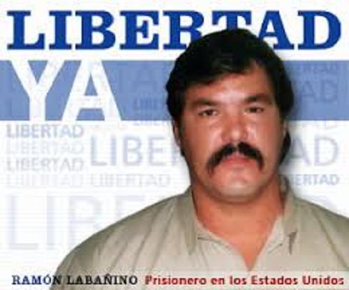 Ramón Labañino. Héroe de la república de Cuba. Luchador antiterrorista.