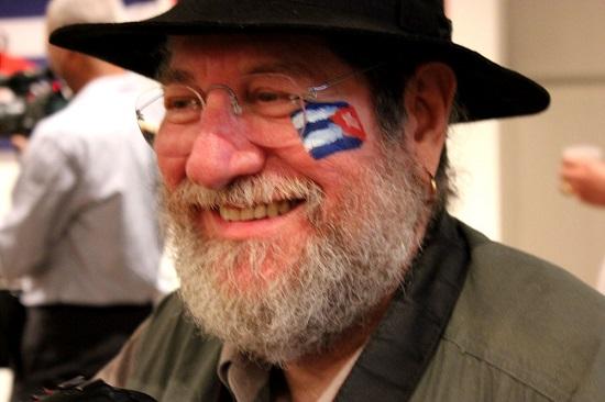 Virgilio Ponce. Un cubano residente en Europa.