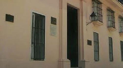 Centro de Arte Wilfredo Lam. La Habana Vieja. Cuba
