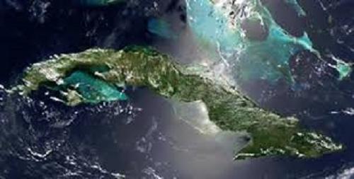Cuba satelite
