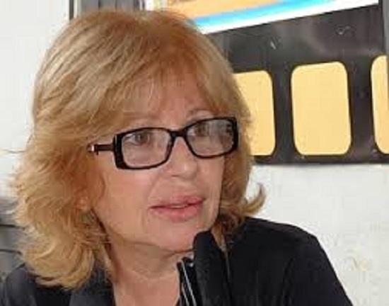 Isabel Santos. Actriz cubana.