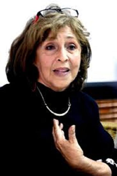 Marina Ochoa. Cineasta cubana.