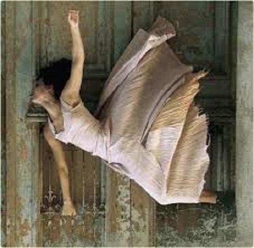 """Bailarina de la Compañía Danza Teatro """"Retazos"""""""