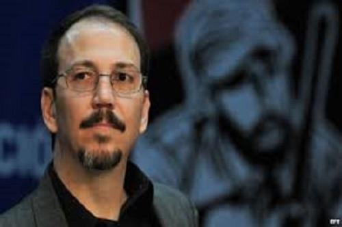 """Alejandro castro Espín. Autor del libro: """"Imperio del terror"""". (Editorial Capitán San Luis, 2009) La Habana, Cuba."""