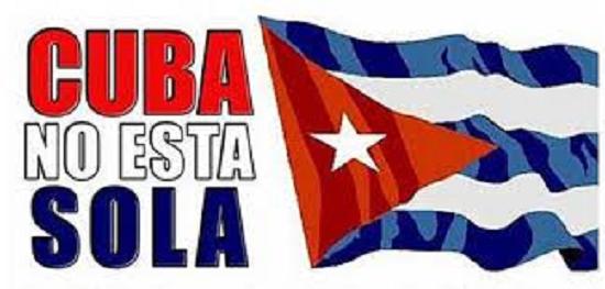 """""""...allí estarán nuestras asociaciones con su amplia membresía, representatividad y capacidad de movilización, en ejercicio de la Democracia participativa instituida por el orden constitucional cubano""""."""