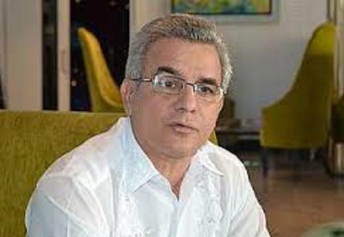 René González Barrios. Presidente del Instituto de Historia de Cuba.
