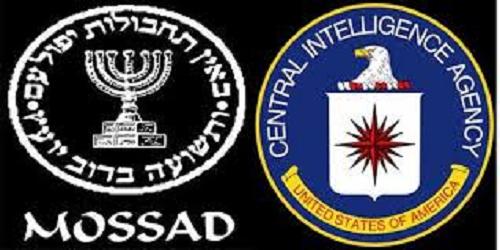 Mossad-CIA