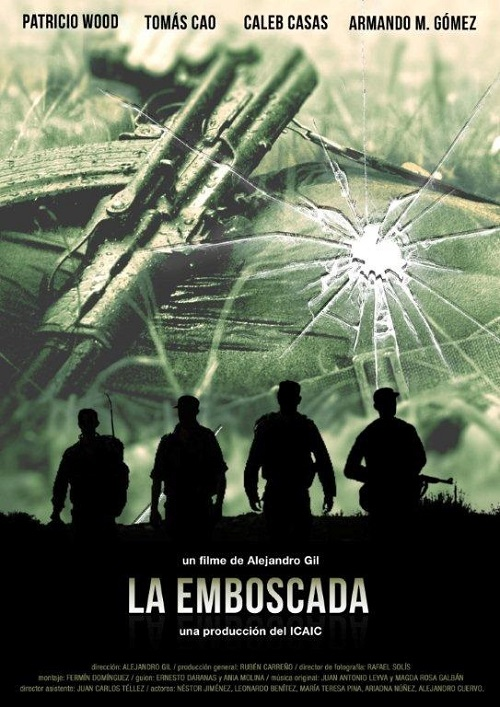 cartel La Emboscada