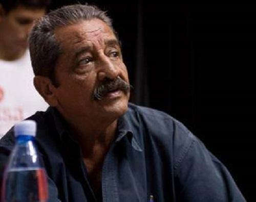 Daniel Diez. Cineasta. Fundador de la Televisión Serrana. Premio Nacional de la Televisión Cubana, 2015.