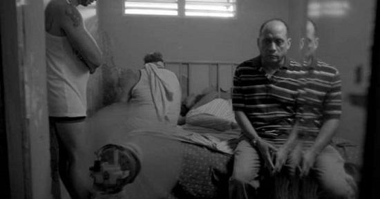"""Fotograma del filme, """"La obra del siglo"""". Director: Carlos Machado."""