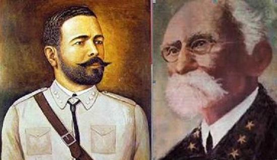 Antonio Maceo y Máximo Gómez. Fuente: Juventud Rebelde.