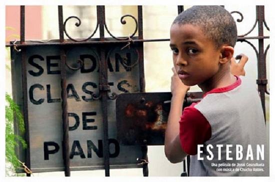 Reynaldo Guanche en Esteban, opera prima de Jonal Cosculluela. Fuente: www.estebanlapelicula.com